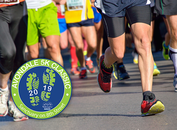 Avondale 5K Classic on Saturday, Oct. 19