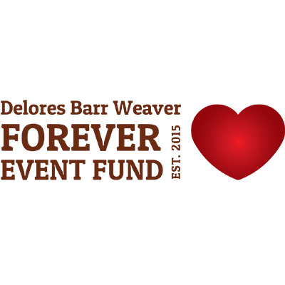 Delores Barr Weaver Forever Event Fund Logo