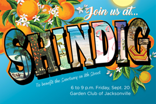 Join us at Shindig to benefit the Sanctuary on 8th Street